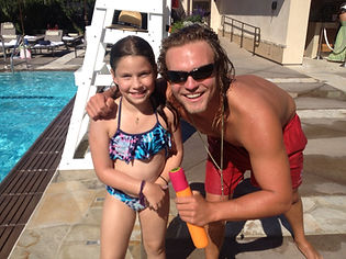 pro swim lessons, in home swim lessons, private swim lessons