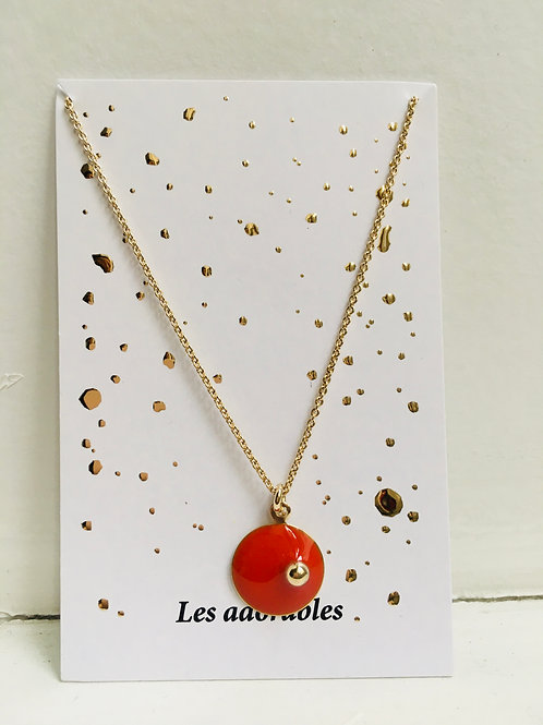 LES ADORABLES collier bille