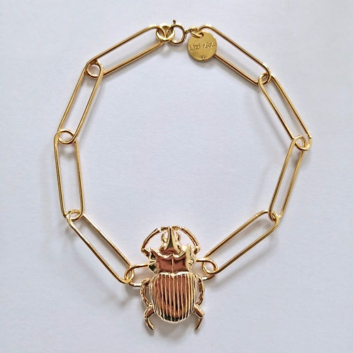 Bracelet Scarabée Lizi etc.