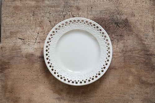 クレイユ モントロー レリーフ皿 C