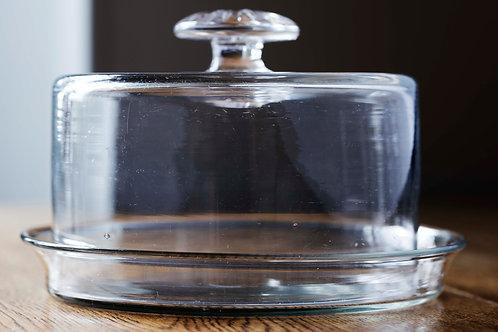クリスタルガラス クロシェ