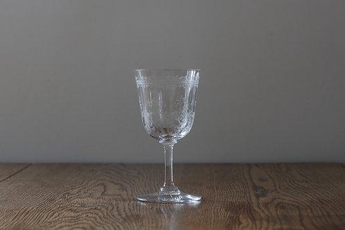 オールドバカラ ワイングラス
