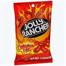 Jolly Rancher Cinnamon
