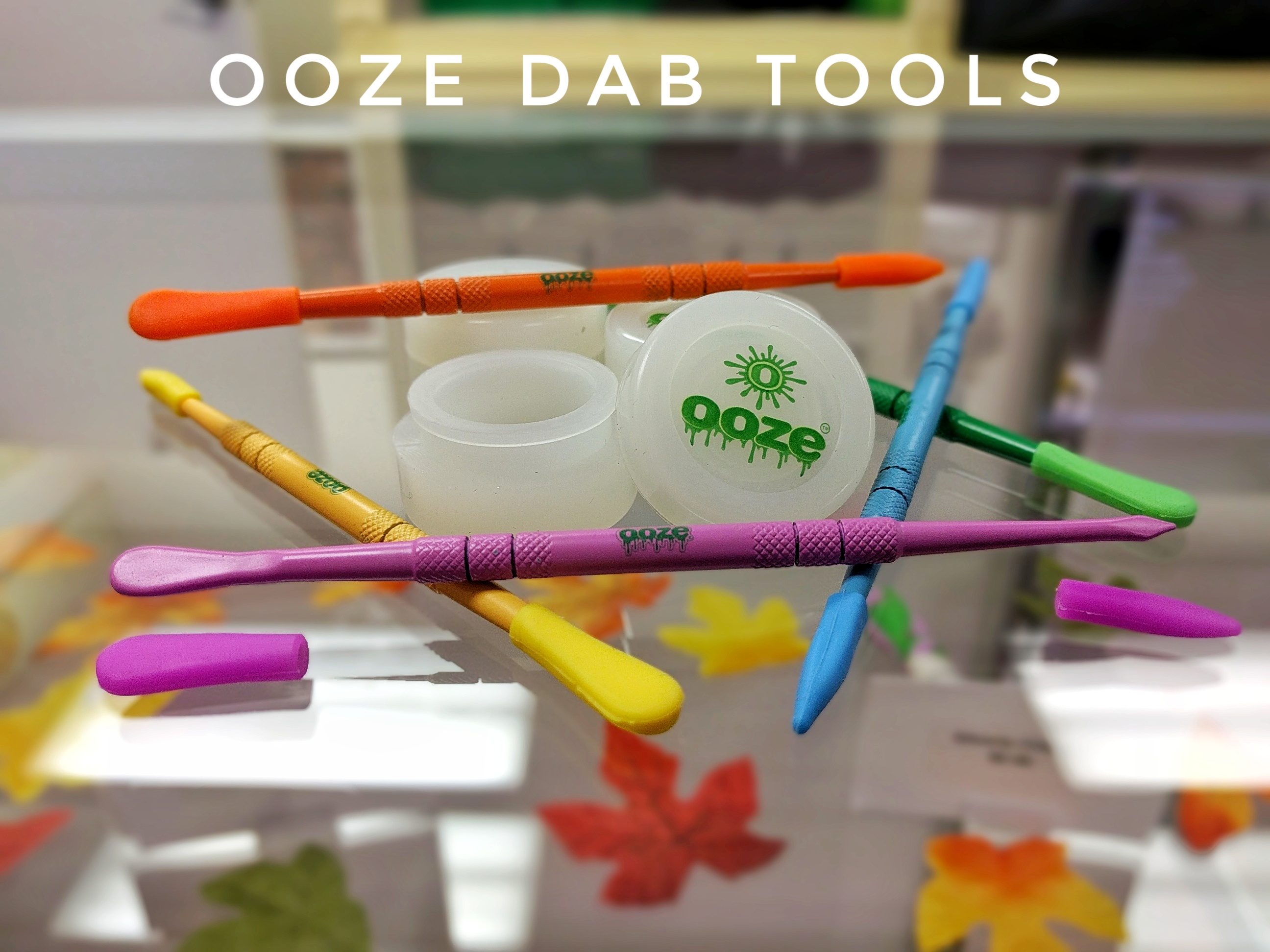 ooze dab tools text