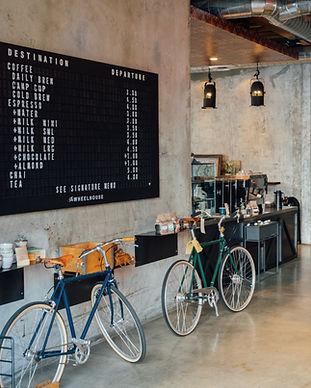 café ou l'on peut commander à emporter avec Foodr