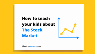 How to teach your kids about the Stock Market