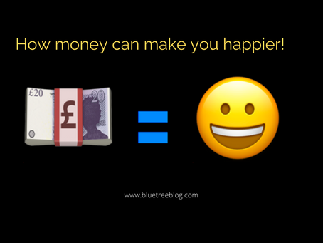 How money can make you happier!