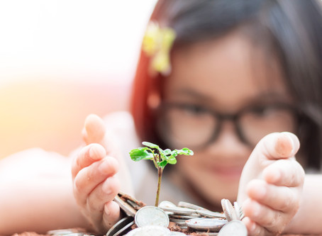 This blog could change your kids' financial future!