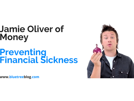 The Jamie Oliver of Money - Preventing Financial Sickness
