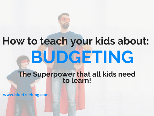 How to teach your kids about: Budgeting