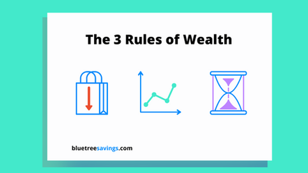 The 3 Rules of Wealth