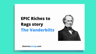 Epic Riches to Rags Story: The Vanderbilts