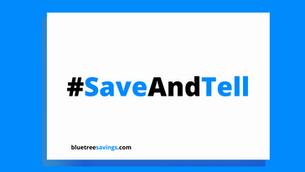 #SaveAndTell - Don't keep your kids' savings a secret