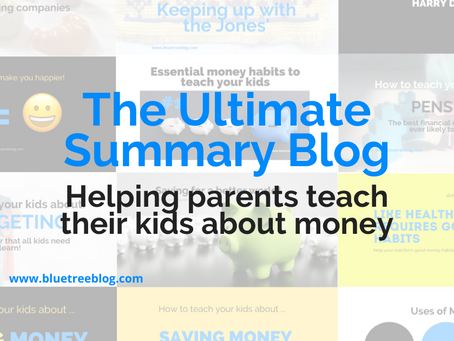 The Summary: Helping parents teach their kids about money