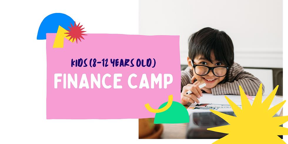 Finance Camp for Kids (3hrs)