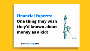 Finance experts answer: 'What's one thing you wish you had known about money as a kid?'