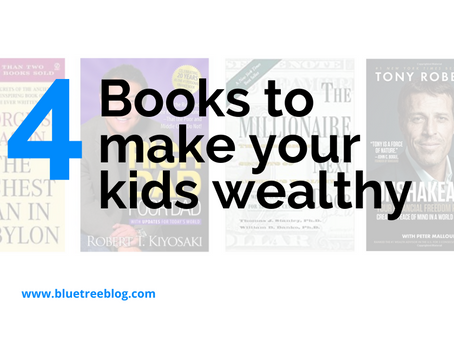 4 books which will make a massive difference to your kid's future financial wellbeing