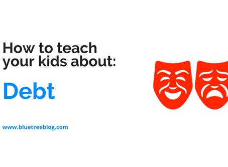 How to teach your kids about: Debt