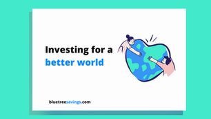 Investing for a better world
