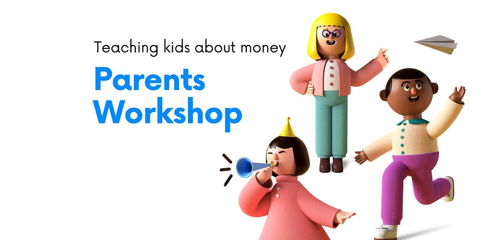 Parent Workshop (2hrs)