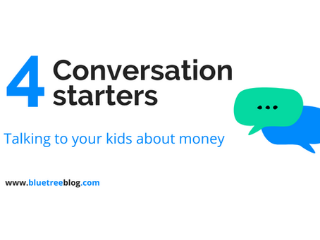 4 conversation starters about money (for kids)