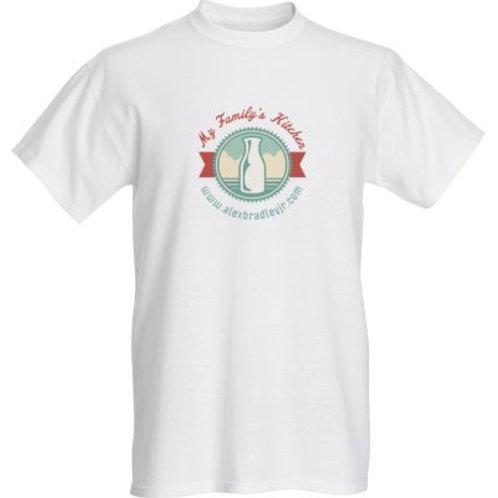 My Family's Kitchen Milk T-Shirt