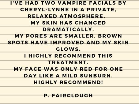 'My skin has changed dramatically'