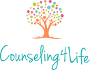 Counseling4Life Logo   Website by Doodle My Domain