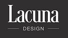 Lacuna Design logo   Website by Doodle My Domain