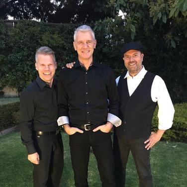 Anders Wihk Trio in Johannesburg