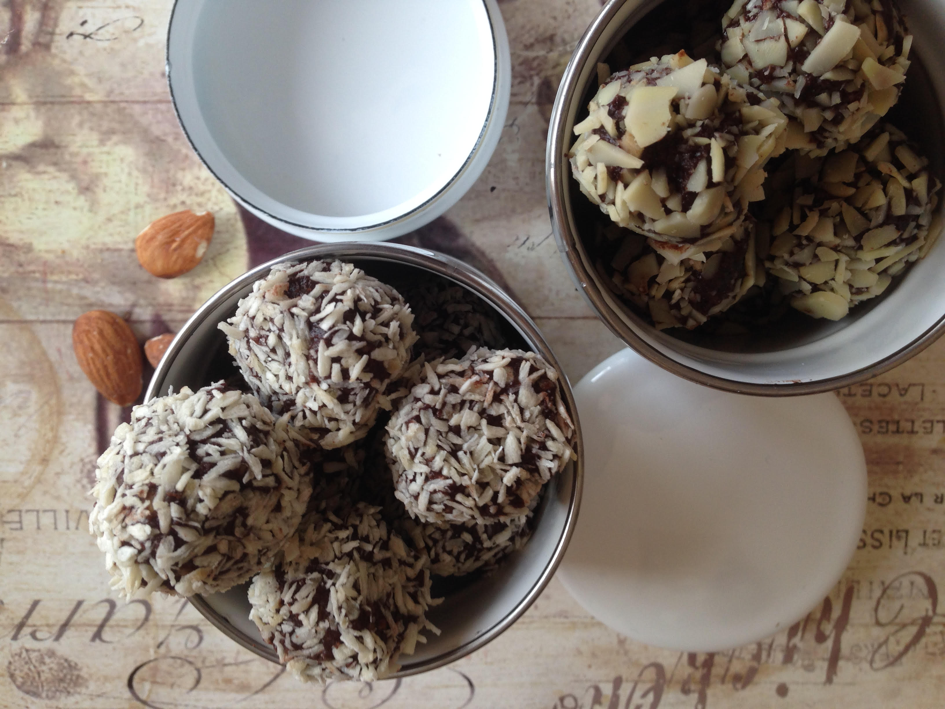 Filling Protein Balls