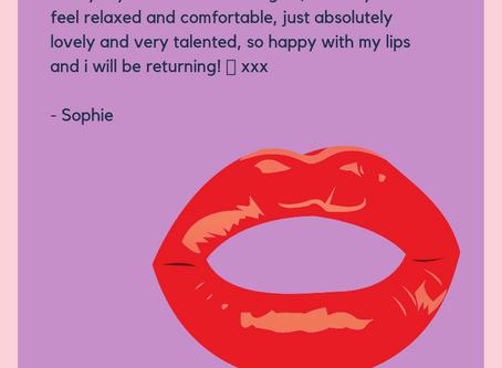 'I will be returning!'