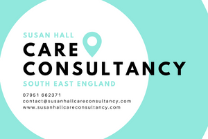 Susan Hall Care Consultancy | Designed by Doodle My Domain
