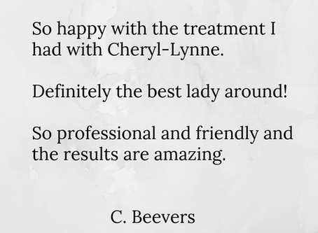 'The best lady around!'