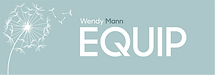 Wendy Mann Equip logo   Website by Doodle My Domain