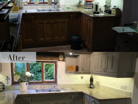 Kitchen Refurbishment - Goudhurst
