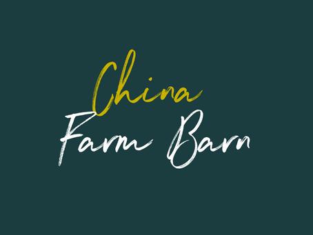 Website Launch: China Farm Barn Bed & Breakfast in Canterbury