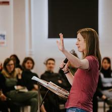 Wendy Mann Equip - Invite to speak