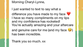 'My confidence has rocketed!'