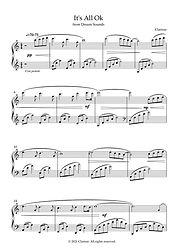 It's All Ok - Dream Sounds - Piano Sheet Music.jpg