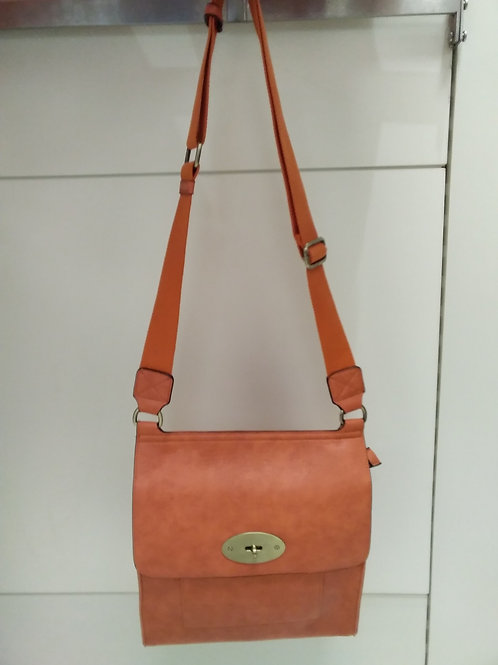 Leatherette hand bags