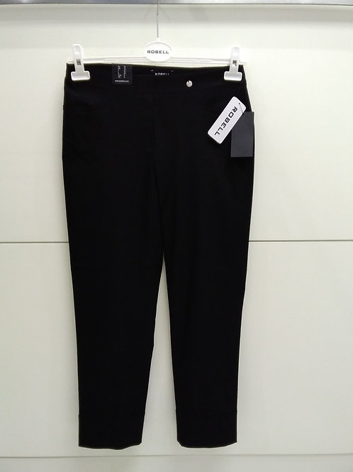 Bella slim fit 3/4 length with turn up