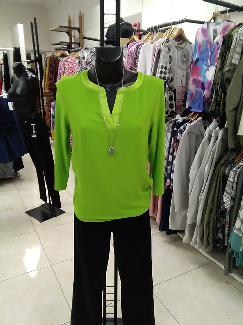 Robell classic top green