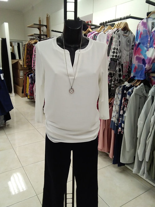 Robell classic top white
