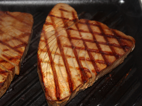Recipe: Grilled Tuna Steaks