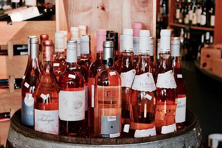 Rosé selection