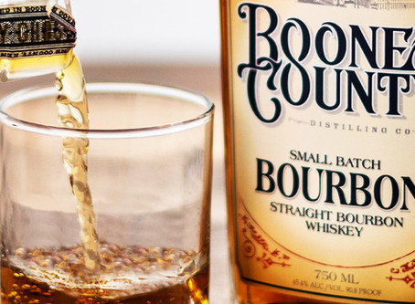 Featured Bourbon: Boone County