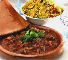 Recipe: Moroccan Lamb