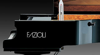 Faziol grand piano & baby grand