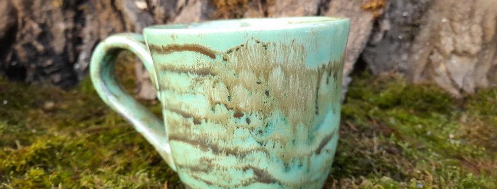 Tasse 9,5 x 10 cm höhe, Der ideale Kaffeepott